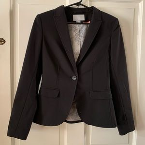 H&M black blazer jacket